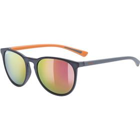 UVEX LGL 43 Bril, grijs/oranje